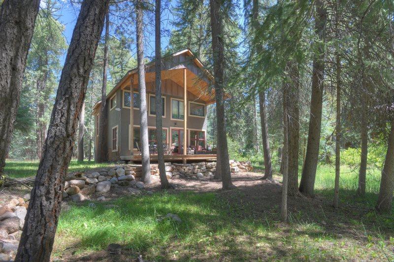 Creekside Retreat vacation rental home in Durango Colorado