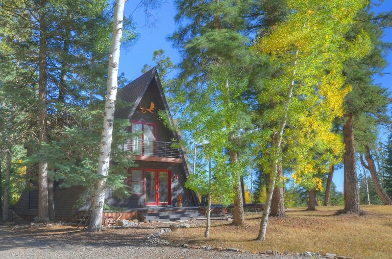 Alpine View Vacation Rental Cabin Home Between Durango