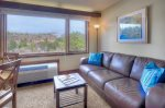 Durango Colorado vacation rental two room suite in Tamarron Lodge