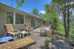 Durango Colorado vacation rental home known as Valley View Retreat