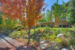 Fall color at Durango Colorado vacation rental home
