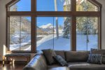 Mountain views from Durango Colorado vacation rental home near Purgatory