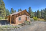 Durango Colorado vacation rental home known as Pine Meadow Cabin