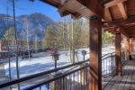 Tamarron vacation rental condo between Durango Colorado and Purgatory Resort