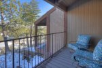 Durango Colorado vacation rental condo at Tamarron Golf Resort