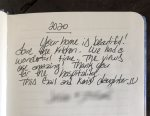 Guest Book comment and review Durango Valley View vacation rental home