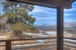 Valley view from Durango Colorado vacation rental home