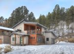 Valley View vacation rental home in Durango Colorado