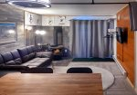 Durango Colorado vacation rental condo at Purgatory Resort living room