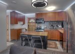 Durango Colorado vacation rental condo at Purgatory Resort kitchen