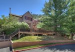 Durango Colorado vacation rental condo with swimming pool and trail access