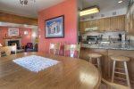 Colorado vacation rental at Durango Ferringway Condominiums dining room