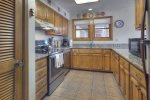 Kitchen of Ferringway Condominiums vacation rental in Durango Colorado