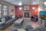 Colorado vacation rental at Durango Ferringway Condominiums living room