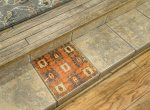 Colorado vacation rental at Durango Ferringway Condominiums tile art