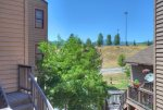 Ferringway Condominiums vacation rental in Durango Colorado balcony view