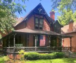 Durango Colorado vacation rental home known as Historic Bushnell House