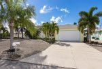 Perfect Waterfront Pool Home in Manatee Bay!