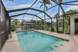Pine Island Retreat POOL HOME WITH BOAT LIFT!