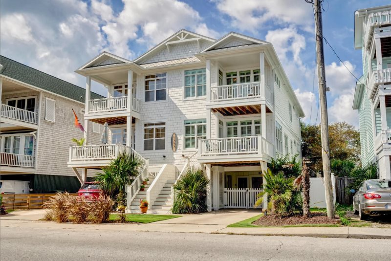 4 Bedrooms Wrightsville Beach Vacation Al