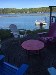 Impressive waterfront Post & Beam with private dock!