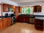 Huge kitchen, perfect for making your favorite meals