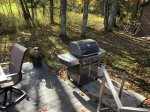 Deck & Gas Grill