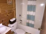 Bunk Bed with Full Bed on bottom and Twin Bed on top