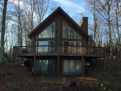 Cedar Crest Lodge on Madeline Island