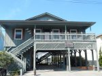 Front of Bait & Tackle Beach House