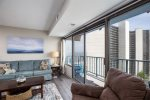 This gorgeous 2 Bedroom Condo sleeps 6 with amazing Ocean & Bay Views.