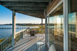 Enjoy every possible view of Assateague from these incredible decks.