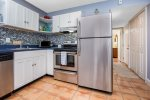 The Chef in the family will love the Stainless Appliances.