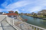 Incredible views from Master Bedroom Balcony - see all the way to Chincoteague Bay.