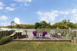 Family Tides - A Breathtaking Waterfront Sanctuary on Chincoteague Island!
