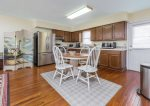 You will love the Stainless Appliancs & Gleaming Hardwood Floors.