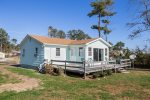 Island View is the quintessential Chincoteague Island Waterfront Home.