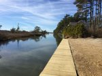 Island View has a brand new Boardwalk and Bulkhead - great location for kayaking.
