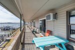 This end-unit Condo offers more privacy and you can even dine Al-Fresco.