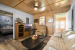 Adorable Sand Dollar East sleeps 6 and is dog-friendly.