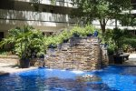 Sea Watch has a lush & fabulous Courtyard with Tropical Plants & Fountain.