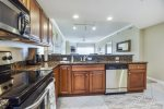 The Chef in your Family will love this Kitchen.