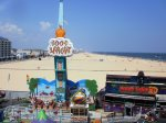 The kids will love the famous OCMD Boardwalk.