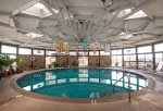 Take a dip in the Indoor Pool when you have had enough of the Beach.