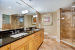 You will love the Spa-like Master Bath with Granite and Double Sinks.