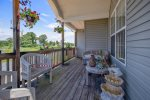 Relax on the Front Porch & watch Herons & Egrets - gorgeous Views of Swan Gut Tidal Creek.