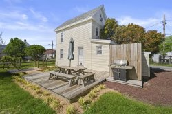 Seabattical - A Classically Charming Chincoteague Island Vacation Cottage