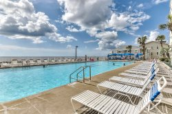 Regency Towers - #716 - 2 Bd 2 Ba - Gulf Front Views  Walk in Shower