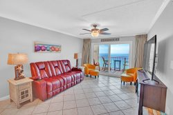 Regency Towers - #1210 - 2 Bd 2 Ba - Gulf Front Views  Beach Chairs Included