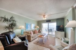Regency Towers - #418 - 2 Bd 2 Ba - Gulf Front View - BEACH CHAIRS INCLUDED